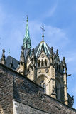 Wernigerode castle, Germany Stock Image
