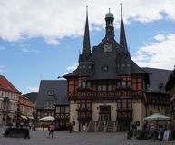 Wernigerode Germany royalty free stock images