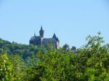 Wernigerode no Harz imagens de stock royalty free