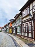 Wernigerode no Harz imagem de stock
