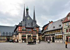 Wernigerode Royalty Free Stock Photography