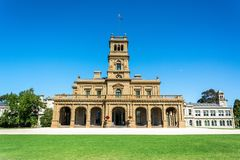Free Werribee Park Mansion In Victoria, Australia Stock Photography - 158919682