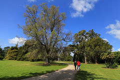 Werribee-Park in Melbourne, Australien Stockbild