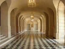 Wersal pałacu. Obraz Royalty Free