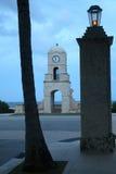 Wert Alleen-Glockenturm Stockbild