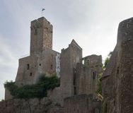 Wertheim Castle at summer time Royalty Free Stock Image