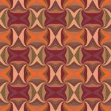 Wervelende gekleurde driehoeken Stock Fotografie