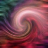 Wervelende kleurrijke achtergrond Royalty-vrije Stock Afbeeldingen