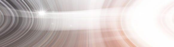 Wervelende lucht als achtergrond met ster Royalty-vrije Stock Foto