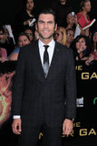 Wes Bentley. At The Hunger Games Los Angeles Premiere, Nokia Theater, Los Angeles, CA 03-12-12 Stock Images