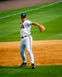 Wes Helms Atlanta Braves Stock Photo