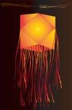 Wesak lantern Stock Photo