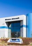 Wesco航空器总部 库存照片