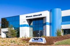 Wesco航空器总部 库存图片