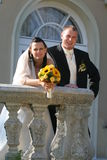 weselne młodych par Zdjęcie Stock
