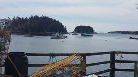Wesentliches von Maine Lizenzfreies Stockbild