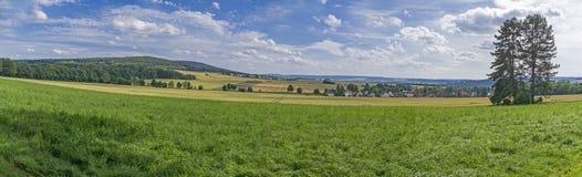 Weserbergland Royalty Free Stock Photography