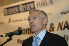 Wesley Clark Royalty Free Stock Photos