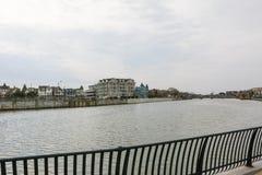 Wesley Lake Photographie stock libre de droits