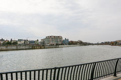 Wesley Lake Royalty Free Stock Photography