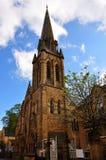 Wesley Memorial Methodist Church, Oxford, Gran Bretaña foto de archivo libre de regalías
