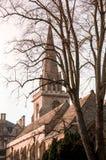 Wesley Memorial Methodist Church Oxford Reino Unido imagen de archivo libre de regalías