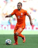 Wesley Sneijder Coupe du monde 2014 Royalty Free Stock Images