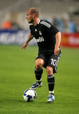 Wesley Sneijder di Real Madrid Immagine Stock