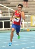 Wesley Vazquez av Puerto Rico Royaltyfri Fotografi