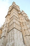 Wesminster Abbey Tower Stock Photo