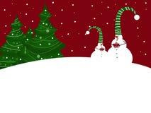 Wesoło Boże Narodzenia Obrazy Stock