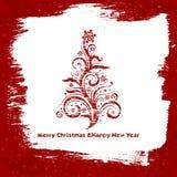 Wesoło Boże Narodzenia ilustracja wektor