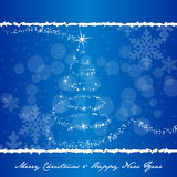 Wesoło Boże Narodzenia Ilustracji