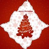 Wesoło Boże Narodzenia Royalty Ilustracja
