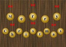 Wesoło Boże Narodzenia obraz stock