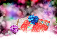 Wesoło boże narodzenia zdjęcie royalty free
