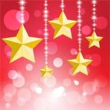 Wesoło Boże Narodzenia i Nowy Rok Szczęśliwa Karta. Zdjęcie Stock