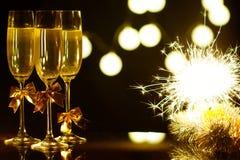 Wesoło boże narodzenia i Szczęśliwy nowy rok! Zdjęcie Stock