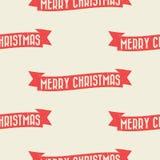 wesoło Boże Narodzenie wzór Obrazy Stock