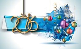 Wesoło bożych narodzeń Sezonowy tło dla twój kartka z pozdrowieniami ilustracja wektor