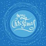 Wesoło christmas-07 ilustracja wektor