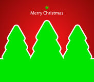Wesoło Boże Narodzenia Obraz Royalty Free