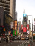 West 44th Street Royalty Free Stock Image