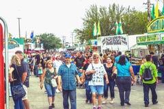 West Allis, stato 2013 giusto dei WI Immagini Stock Libere da Diritti