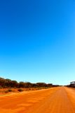 West Australian outback off road track Stock Photography