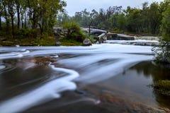 West Australian-Wasserfall lizenzfreie stockfotos