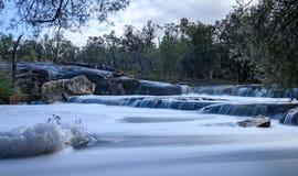 West Australian-Wasserfall lizenzfreies stockbild