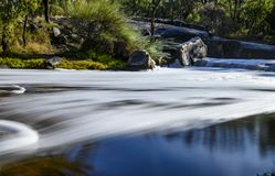 West Australian-Wasserfall stockfoto