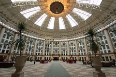 West Baden Springs Hotel Royalty Free Stock Images
