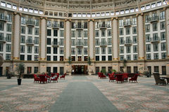 West Baden Springs Hotel Royalty Free Stock Photo